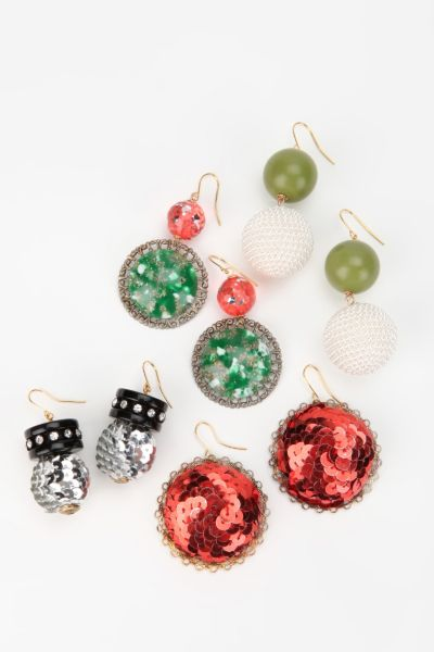 Urban Renewal Vintage Ugly Holiday Earring