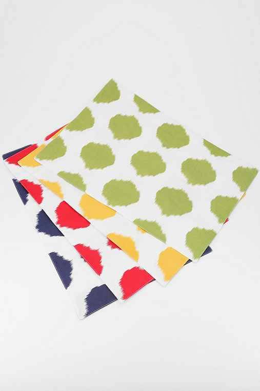 Ikat Dot Placemat