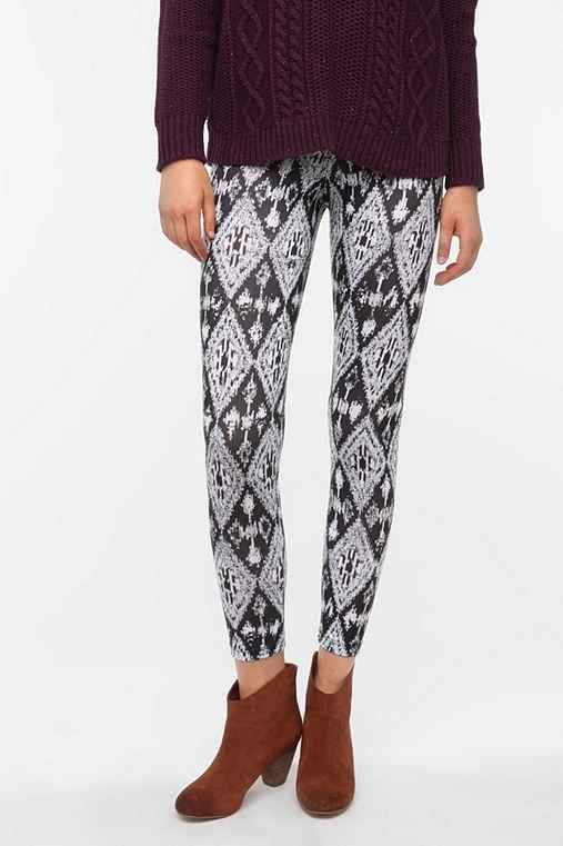BDG Geo-Diamond High-Rise Legging