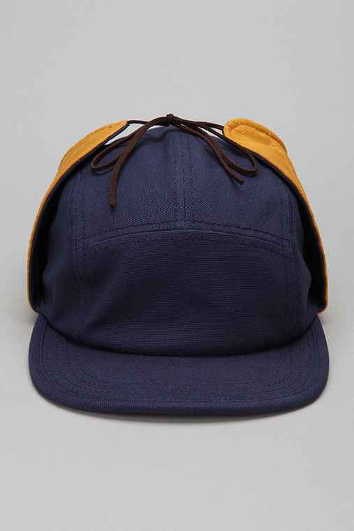 Ear Flap 5 Panel Hat