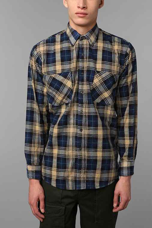Urban Renewal Vintage Flannel Shirt