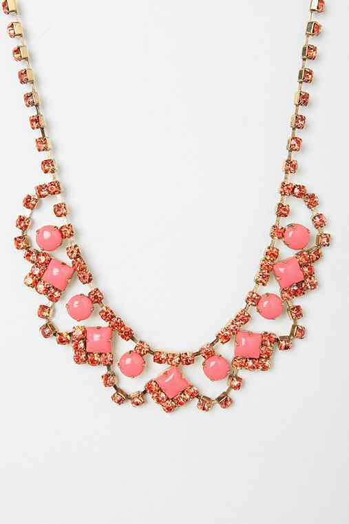 Sweet Scandal Crystal Necklace