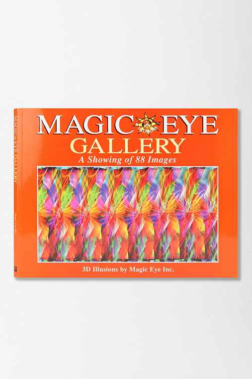 Magic Eye Gallery By Magic Eye Inc. & Marc Grossman