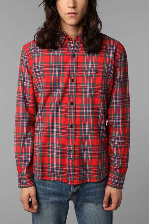 Hawkings McGill Tartan Flannel Shirt
