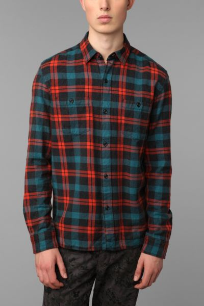 Stapleford Sandro Daze Flannel Shirt