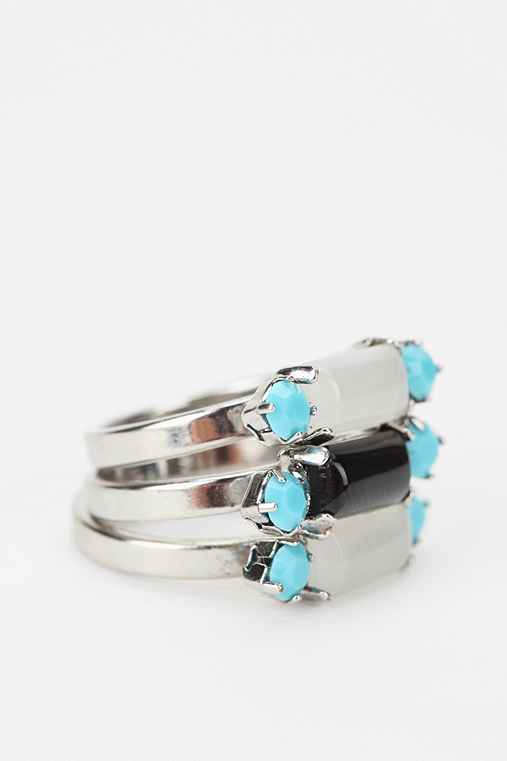 Sweet Scandal Stackable Ring - Set of 3