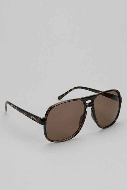 Quay Euroka Aviator Sunglasses