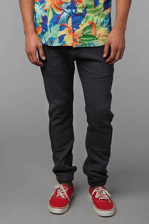 Publish Lesnar Quilted Jogger Pant