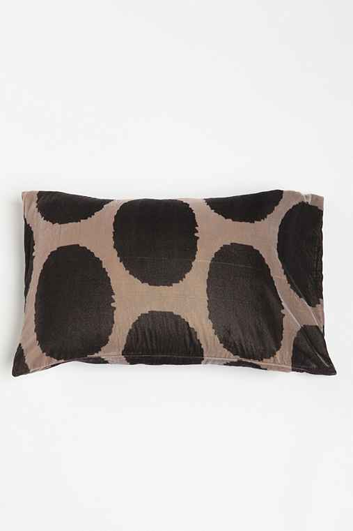 Magical Thinking Velvet Dot Pillow