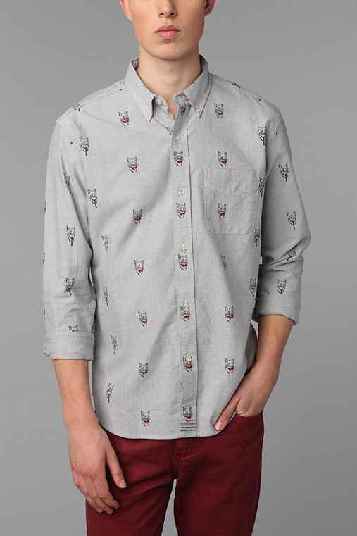 Hawkings McGill Foxy Oxford Shirt