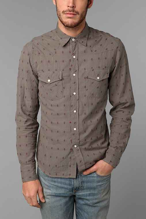 Salt Valley Terrence Western Shirt