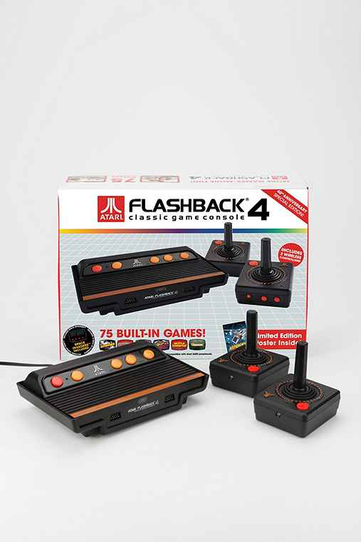 atari flashback 4 console urban outfitters. Black Bedroom Furniture Sets. Home Design Ideas