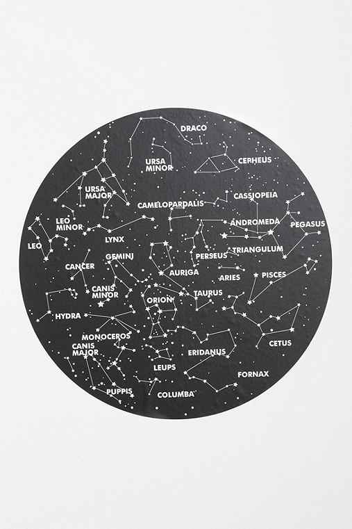 Constellation Wall Decal
