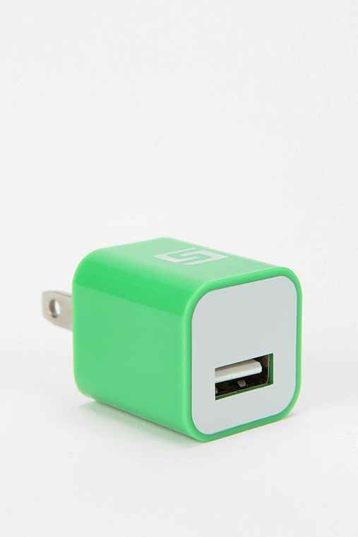 USB Plug-In Wall Charger