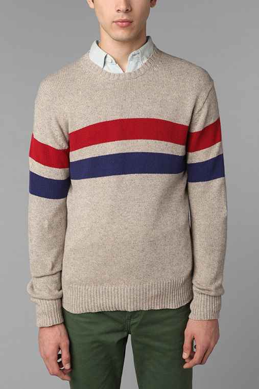 GANT Rugger The Deux Colore Sweater
