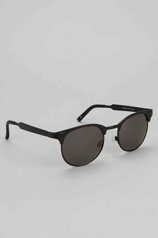 Le Specs Lost Boys Round Sunglasses