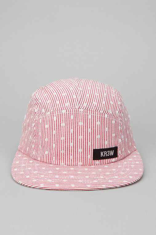 KR3W Fury 5-Panel Hat