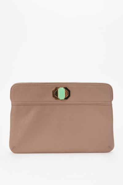 Deux Lux Moonstone Clutch