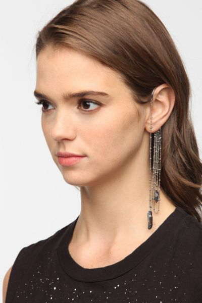 Crystal Dreams Hanger Earring