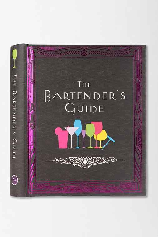 The Bartender's Guide By The Staff Of Parragon