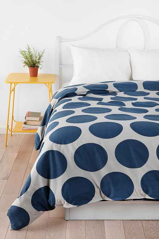 Magical Thinking Giant Dot Duvet Cover