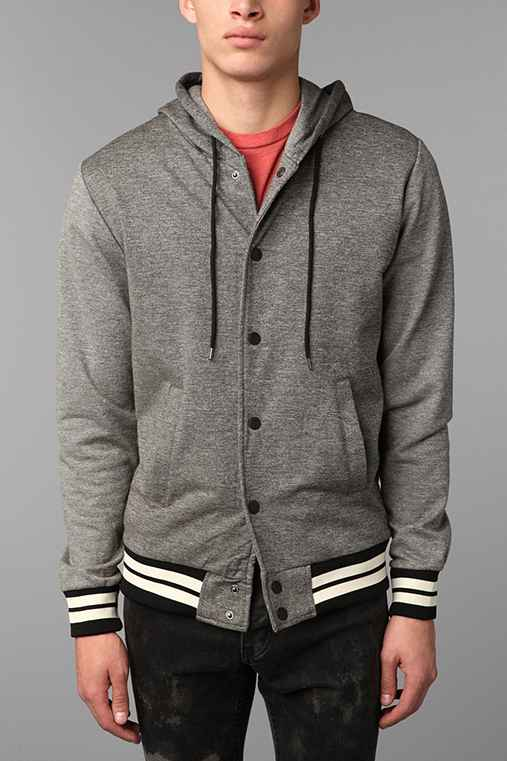 Brooklyn Cloth Varsity Hooded Jacket
