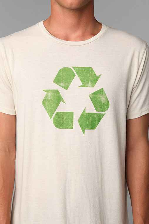 FUN Artists Recycle Logo Tee