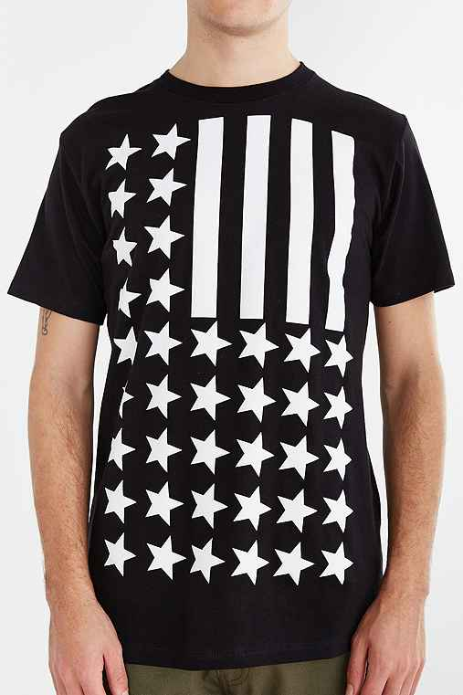 Inverted Flag Tee