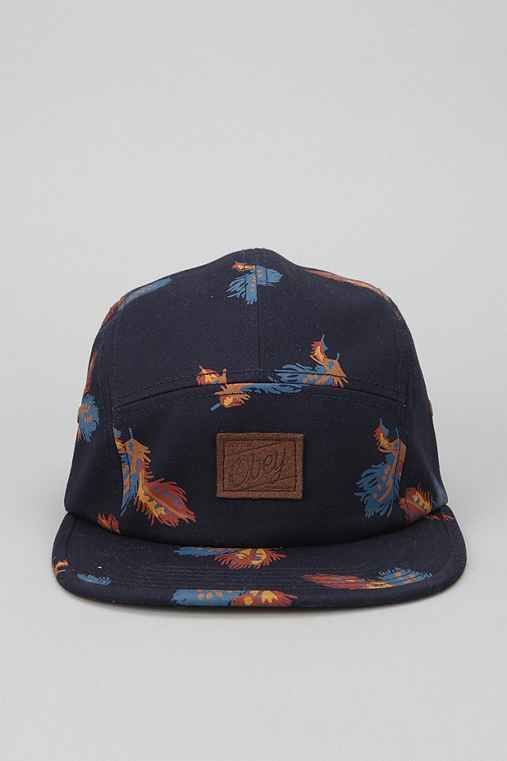 OBEY Edger 5-Panel Hat