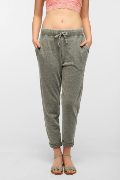 BDG Tapered High-Rise Lounge Pant