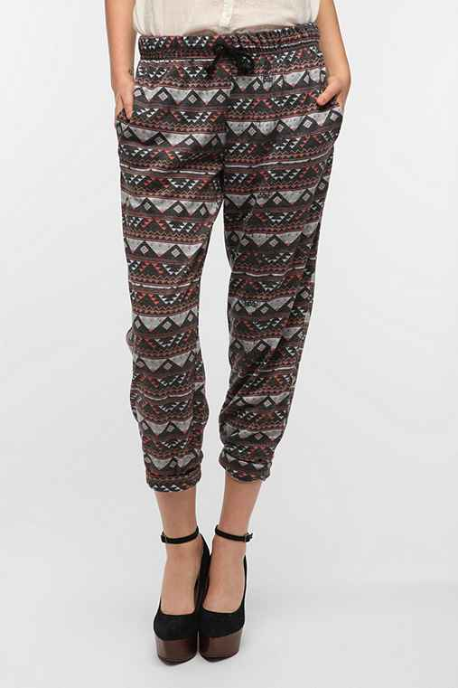 BDG Walk Of Shame High-Rise Lounge Pant