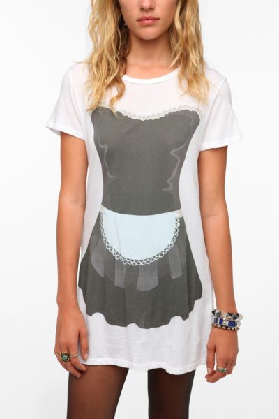 Altru French Maid Costume Tunic