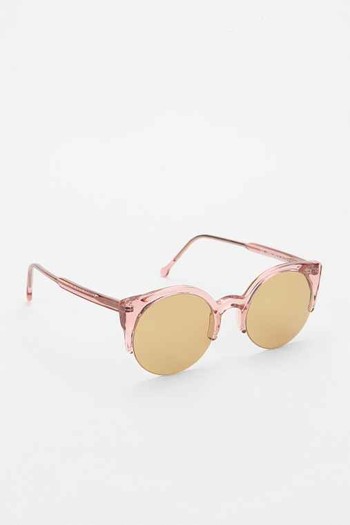SUPER Lucia Blushing Sunglasses
