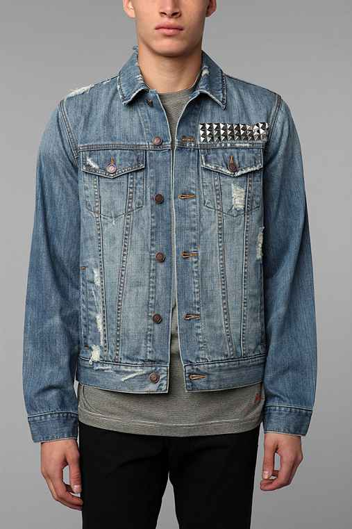 Standard Cloth Studded Jacket