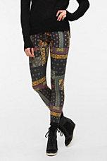 BDG Baroque Tile High-Rise Legging