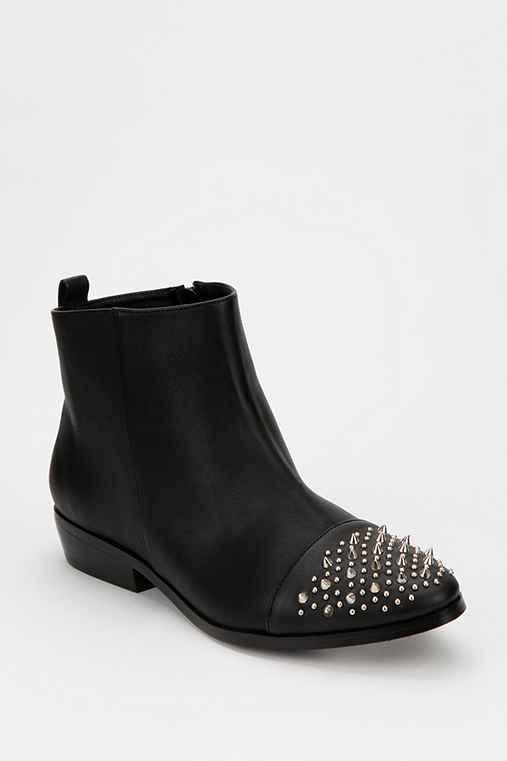 Deena & Ozzy Studded Chelsea Ankle Boot