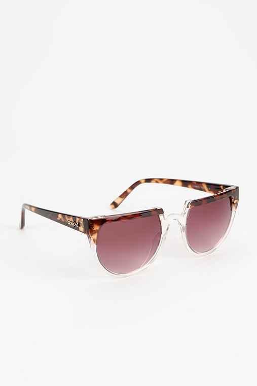 Henry Holland for Le Specs Flattop Sunglasses