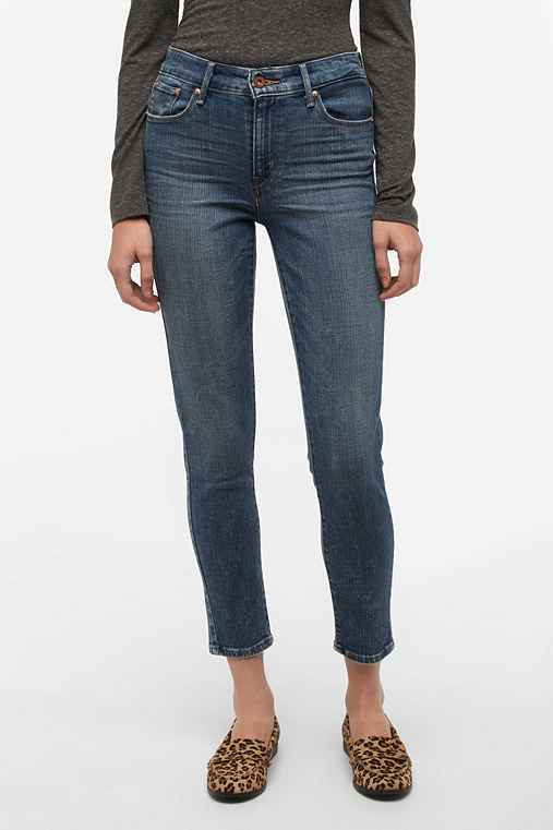 Levi's High-Rise Ankle Skinny Jean