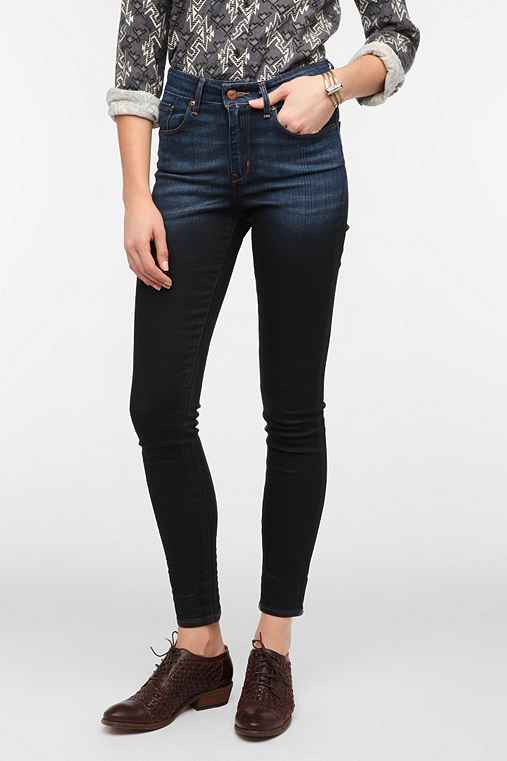 Levi's High-Rise Skinny Jean - Ombre