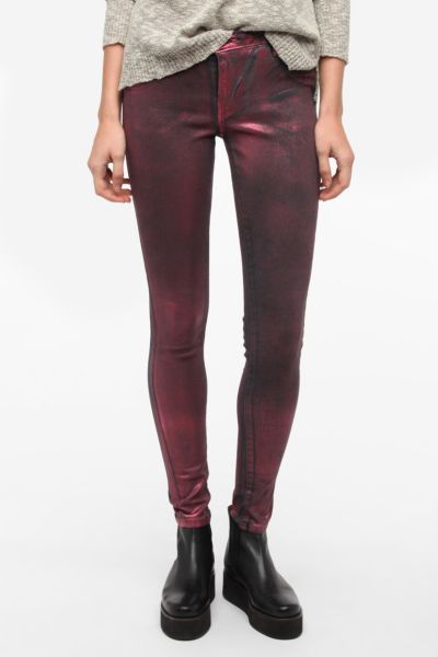 Levi's Foiled Denim Legging