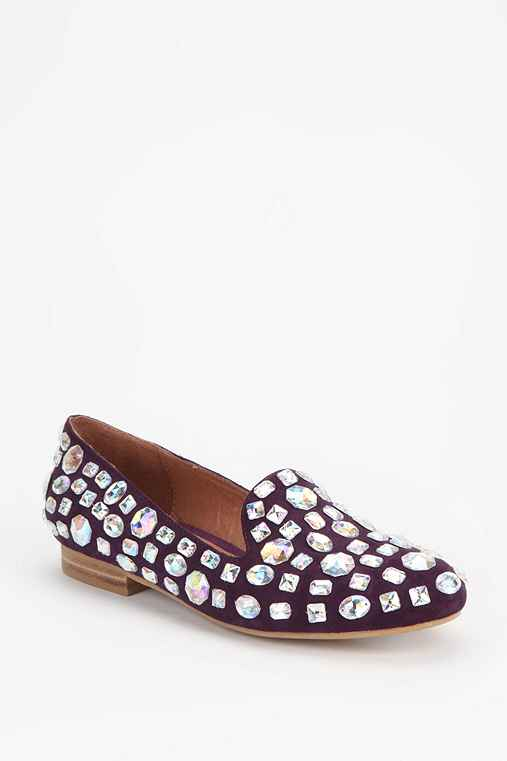 Jeffrey Campbell X UO Jubilee Jewel Loafer