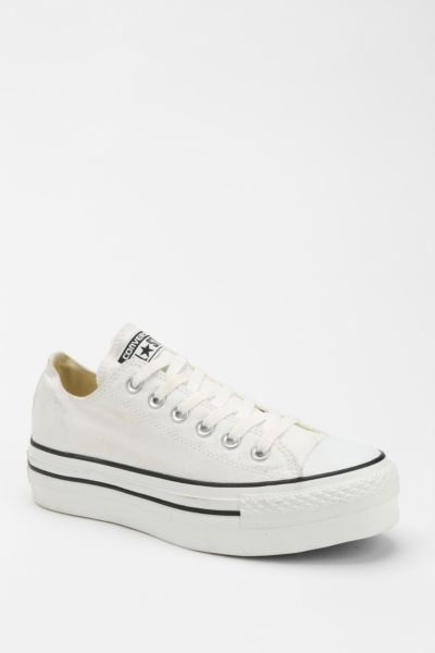 Converse Chuck Taylor All Star Women's Low-Top Flatform-Sneaker