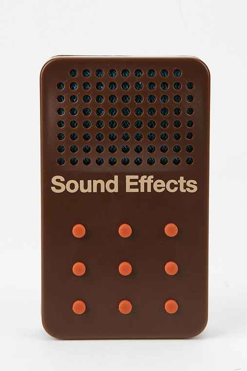 Bodily Functions Sound Effect Machine