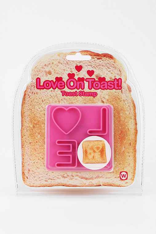 Love-On-Toast Stamp