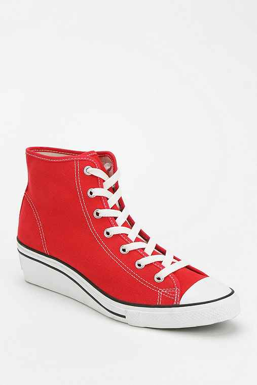 Converse Chuck Taylor All Star Women's High-Top Wedge-Sneaker