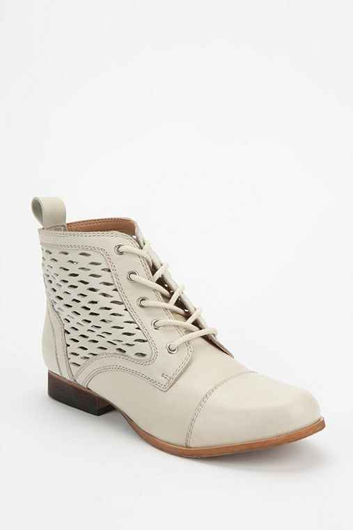 Ecote Rogan Leather Lace-Up Boot