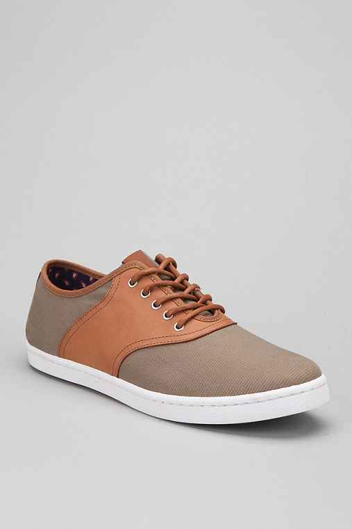 Fred Perry Colyer Saddle Sneaker