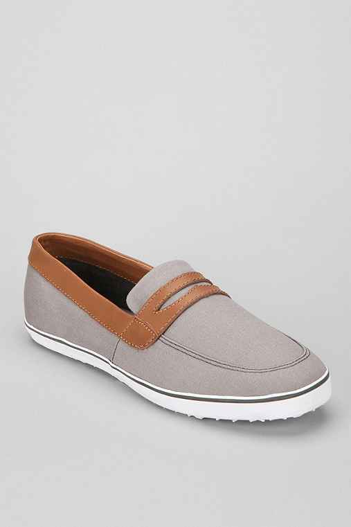 Fred Perry Arrow Slip-On Loafer