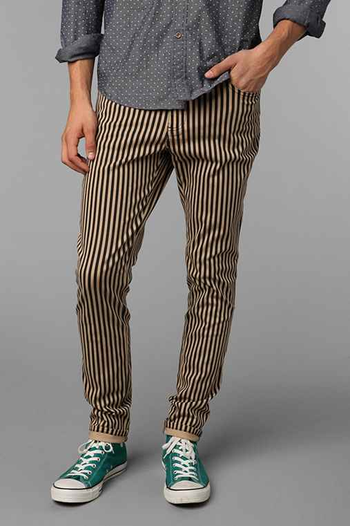 Tripp NYC Antique Stripe Pant