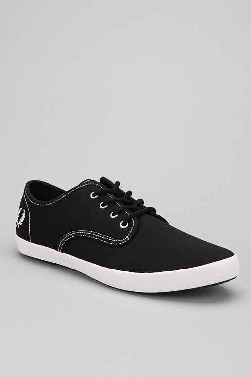 Fred Perry Foxx Canvas Sneaker